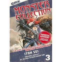 Monster Collection: The Girl Who Can Deal With Magic Monsters  TPB 6