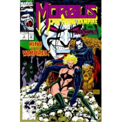 Morbius: The Living Vampire  Issue 09