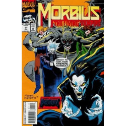 Morbius: The Living Vampire  Issue 11