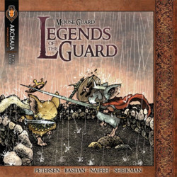 Mouse Guard: Legends of the Guard Vol. 1 Issue 1