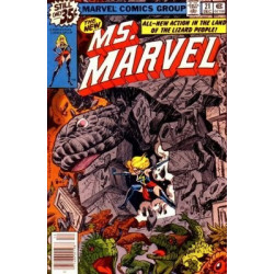 Ms. Marvel Vol. 1 Issue 21
