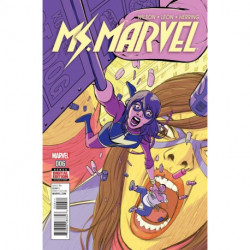 Ms. Marvel Vol. 4 Issue 06