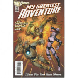 My Greatest Adventure Issue 4
