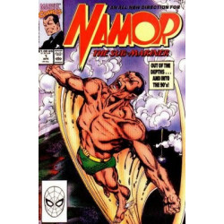 Namor, the Sub-Mariner  Issue 01