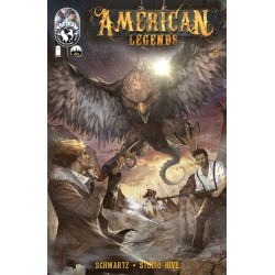 American Legends Issue 5