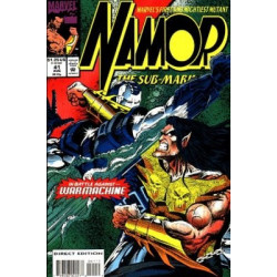 Namor, the Sub-Mariner  Issue 41
