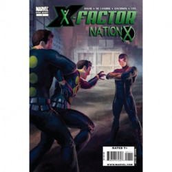 Nation X: X-Factor One Shot Issue 1