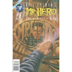 Neil Gaiman's Mr. Hero - The Newmatic Man  Issue 02