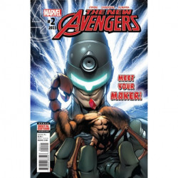 New Avengers Vol. 4 Issue 02