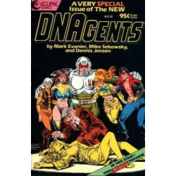 DNAgents Vol. 2 Issue 10