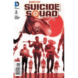 New Suicide Squad  Issue 9