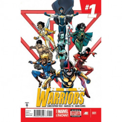 New Warriors Vol. 5 Issue 01
