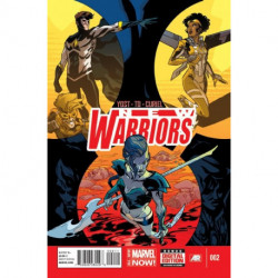 New Warriors Vol. 5 Issue 02