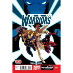 New Warriors Vol. 5 Issue 03