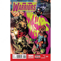 New Warriors Vol. 5 Issue 07