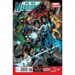 New Warriors Vol. 5 Issue 08