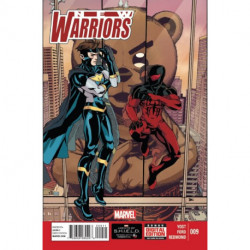 New Warriors Vol. 5 Issue 09