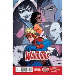 New Warriors Vol. 5 Issue 10