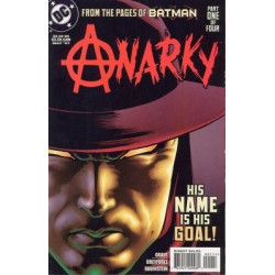 Anarky Vol. 1 Issue 1