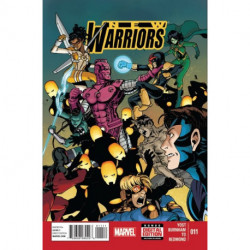 New Warriors Vol. 5 Issue 11