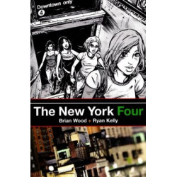 New York Four  Soft Cover 1