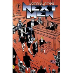 Next Men Vol. 1 Issue 18