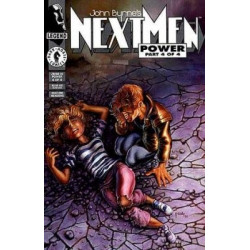 Next Men Vol. 1 Issue 26