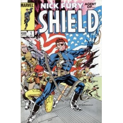 Nick Fury, Agent of S.H.I.E.L.D. Issue 1