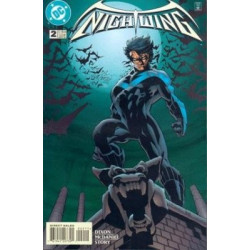Nightwing Vol. 1 Issue 002
