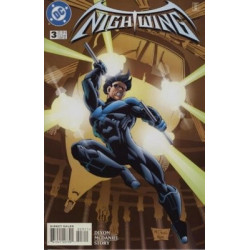 Nightwing Vol. 1 Issue 003