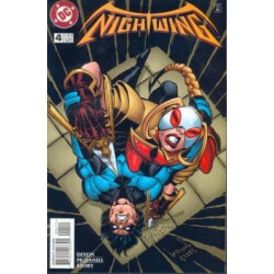 Nightwing Vol. 1 Issue 004