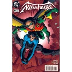 Nightwing Vol. 1 Issue 006