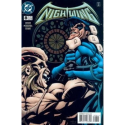 Nightwing Vol. 1 Issue 008