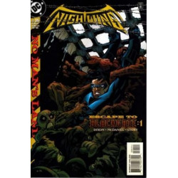 Nightwing Vol. 1 Issue 035