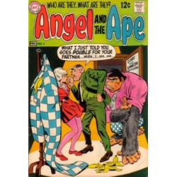 Angel and the Ape Vol. 1 Issue 2