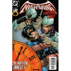 Nightwing Vol. 1 Issue 045