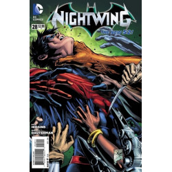 Nightwing Vol. 2 Issue 28