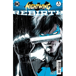 Nightwing: Rebirth  Issue 1