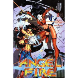 Angel Fire  Issue 2