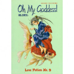 Oh My Goddess!: Love Potion No. 9 One-Shot TPB 1