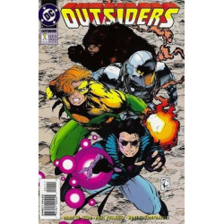 Outsiders 2 Issue 1