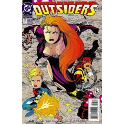 Outsiders 2 Issue 1Ω
