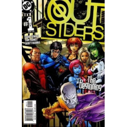 Outsiders Vol. 3 Issue 01