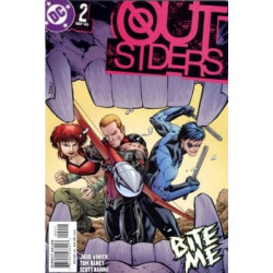 Outsiders Vol. 3 Issue 02