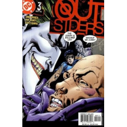 Outsiders Vol. 3 Issue 03
