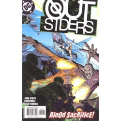 Outsiders Vol. 3 Issue 05