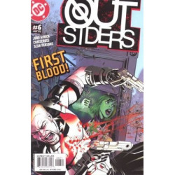 Outsiders Vol. 3 Issue 06