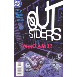Outsiders Vol. 3 Issue 07
