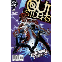 Outsiders Vol. 3 Issue 09