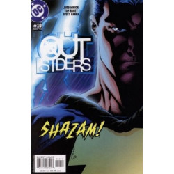 Outsiders Vol. 3 Issue 10